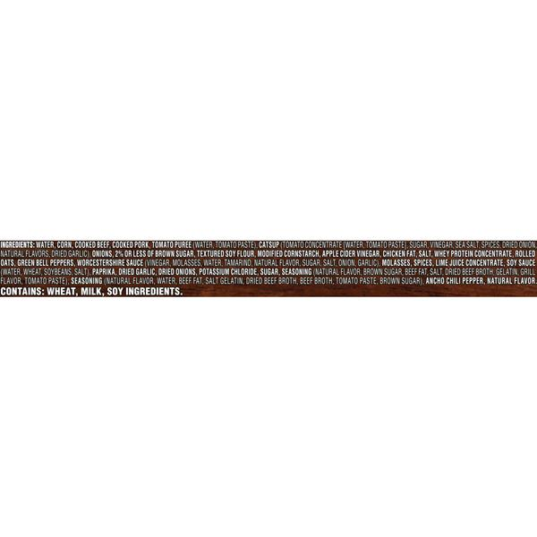 Stouffer's Creative Comforts Meatloaf With Sweet Chipotle Barbeque Sauce