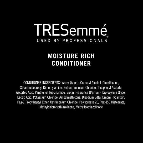 TRESemme Moisture Rich with Vitamin E Conditioner