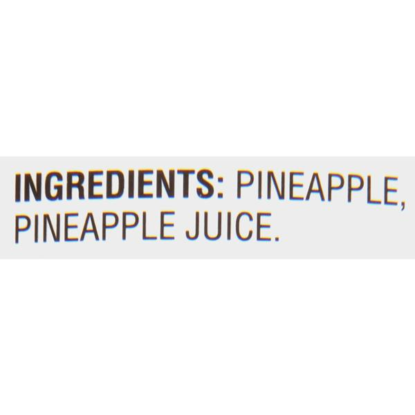 Hy-Vee Crushed Pinapple in Pineapple Juice