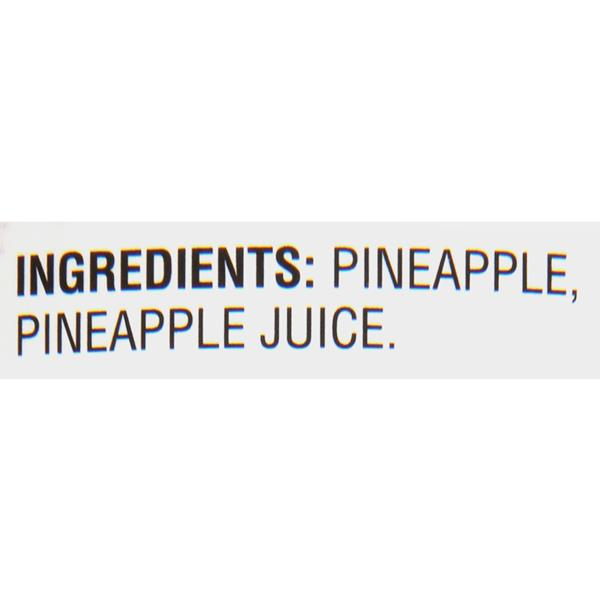 Hy-Vee Pineapple Chunks in Pineapple Juice