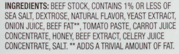Hy-Vee Beef Cooking Stock Fat Free