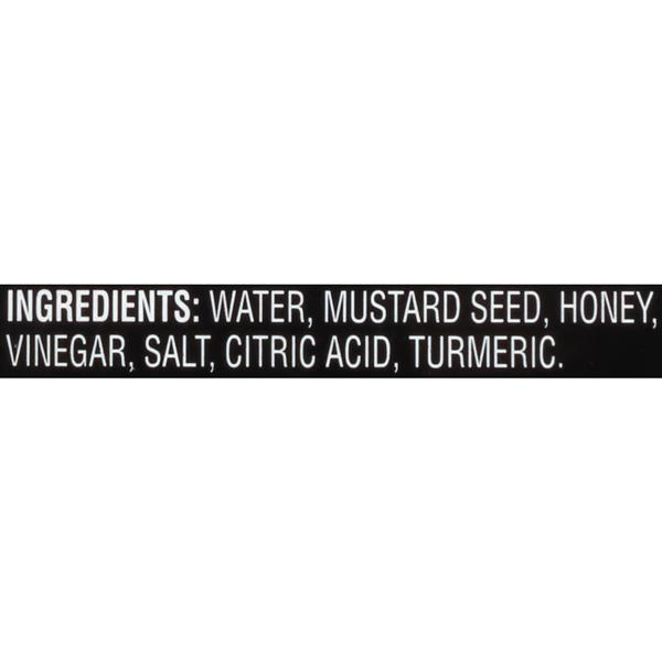 Hy-Vee Stone Ground Honey Dijon Mustard