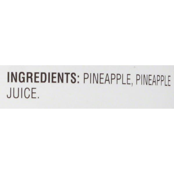 That's Smart! Pineapple Slices in Pineapple Juice No Sugar Added