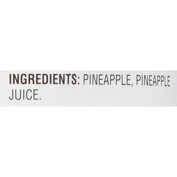 That's Smart! Crushed Pineapple In Pineapple Juice No Sugar Added