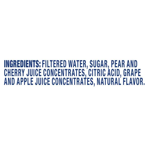 Capri Sun Wild Cherry Fruit Flavored Juice Drink 10-6 fl oz Pouches